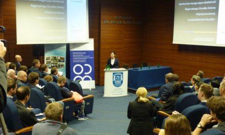 Relacja z inauguracji Regionalnego Ośrodka Debaty Międzynarodowej w województwie lubuskim