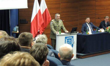 Konferencję nt. BEZPIECZEŃSTWO NARODOWE POLSKI. ZAGROŻENIA I DETERMINANTY ZMIAN. TRANSREGIONALNY WYMIAR BEZPIECZEŃSTWA.