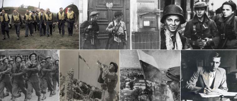 75. rocznica zakończenia drugiej wojny światowej