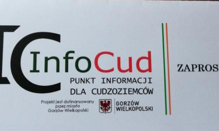 """Punkt Informacji dla Cudzoziemców """"InfoCud"""" w Gorzowie Wlkp."""