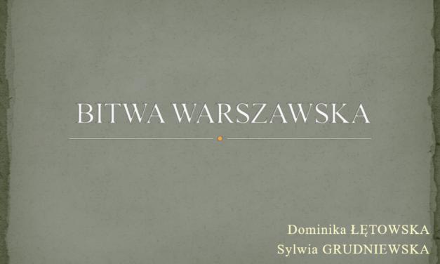 Akcja Edukacja: Bitwa Warszawska