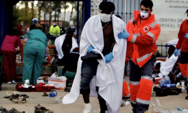 """Relacja z debaty: """"Migracje w cieniu pandemii – pandemia w cieniu migracji"""""""