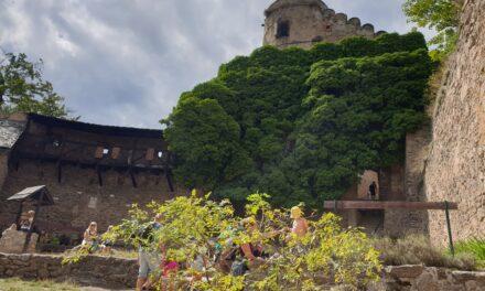 #RODM turysta – zamek Chojnik