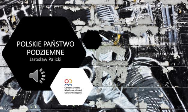 Wykład – Polskie Państwo Podziemne