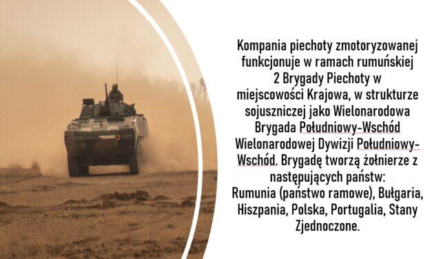 Ogólna charakterystyka, zadania, przeznaczenie i wyposażenie  Polskiego kontyngentu Wojskowego w Rumunii