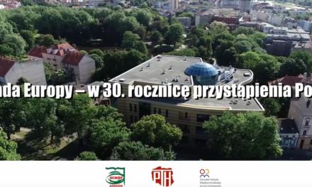 Rada Europy – 30 rocznica przystąpienia Polski do Rady Europy